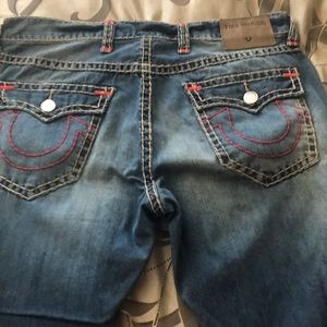 True Religion Super T Jeans 42x34